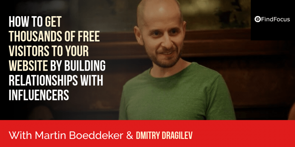 Dmitry Dragilev Founder Just Reach Out