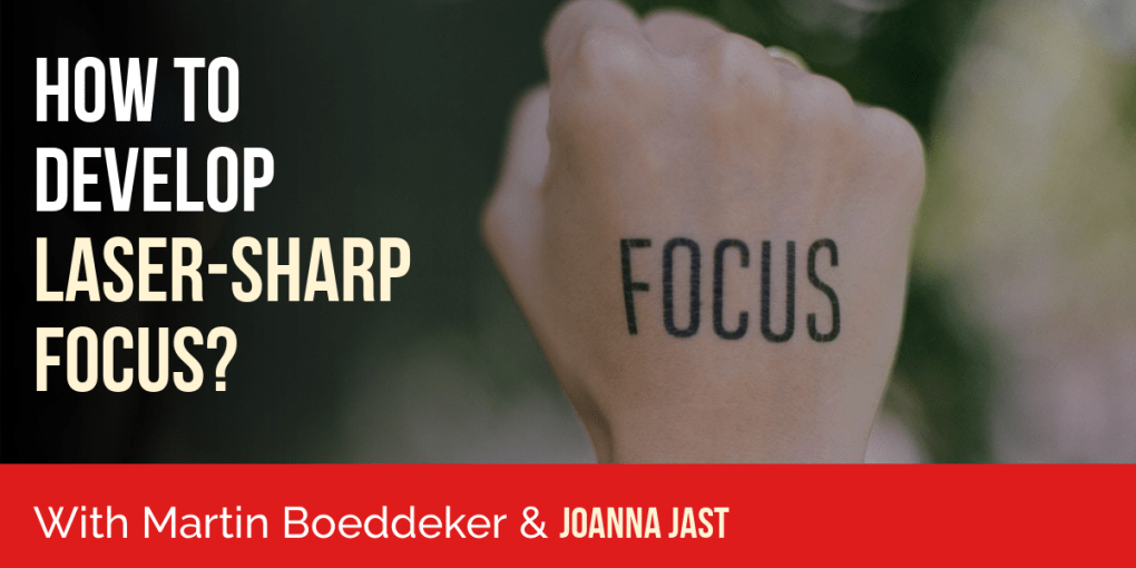 improve your focus and concentration, maximise your productivity and speed up your success with evidence-based strategies with a twist, and identify what specifically is not working within your current 'focus system' so you can increase your focus