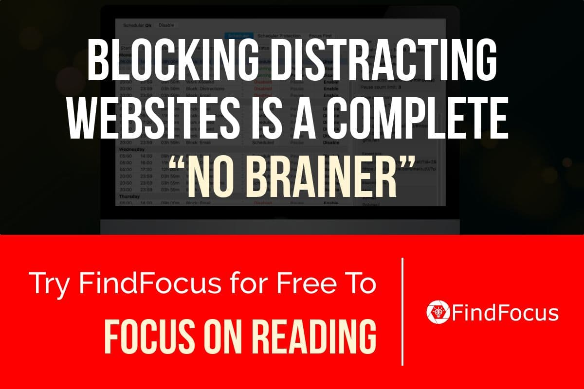 Block Distracting Websites