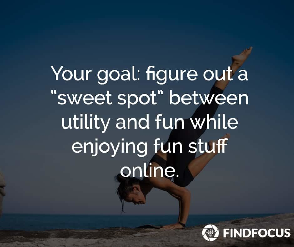 Train Your Brain To Find The Sweetspot Online