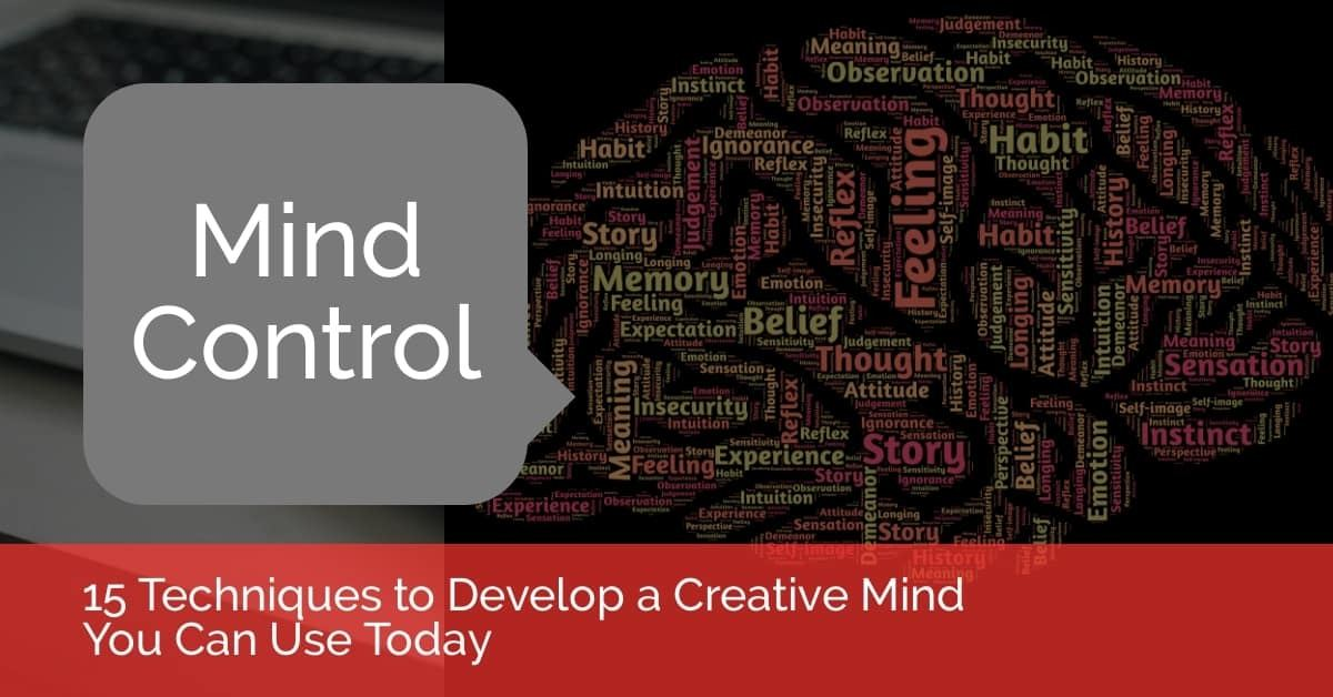 How to develop a creative mind