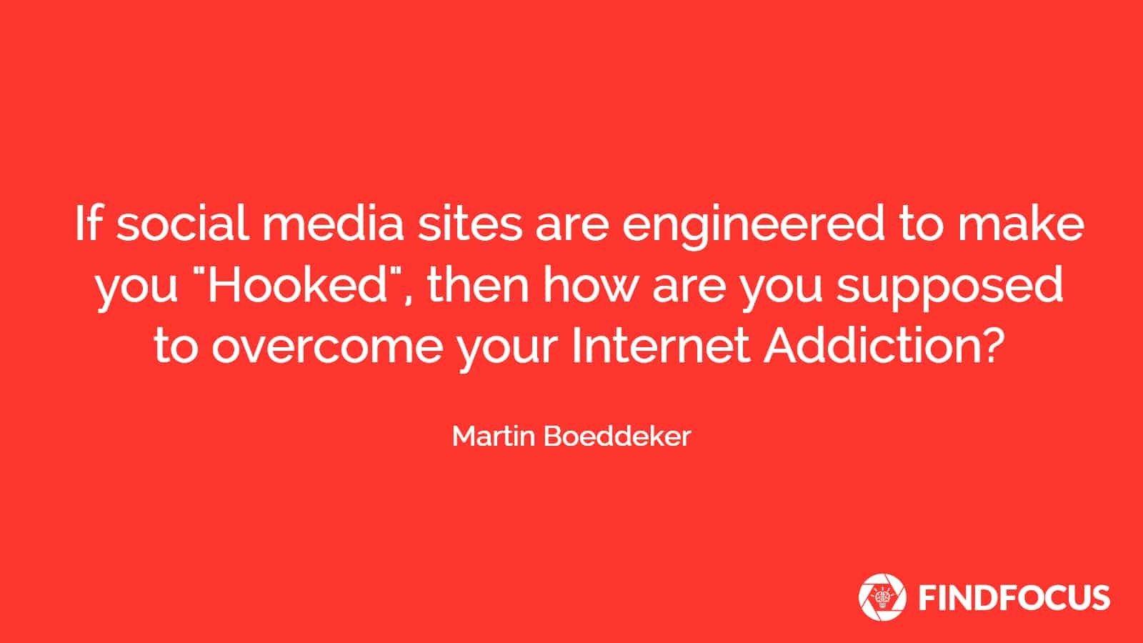 Social Media and Internet Addiction