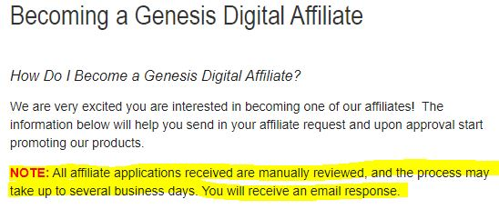Become a an affiliate for Kartra and Genesis Digital
