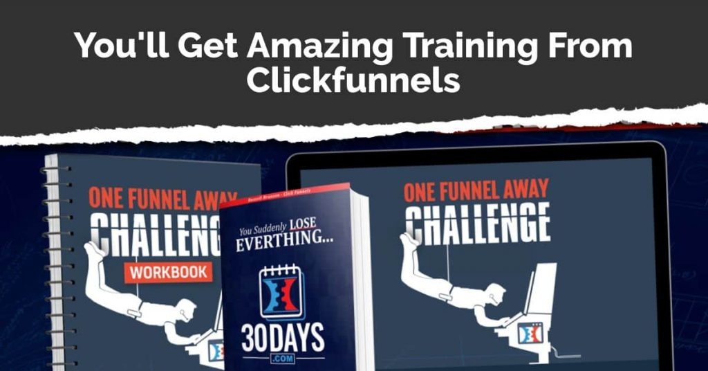 The Clickfunnels One Funnel Away Challenge