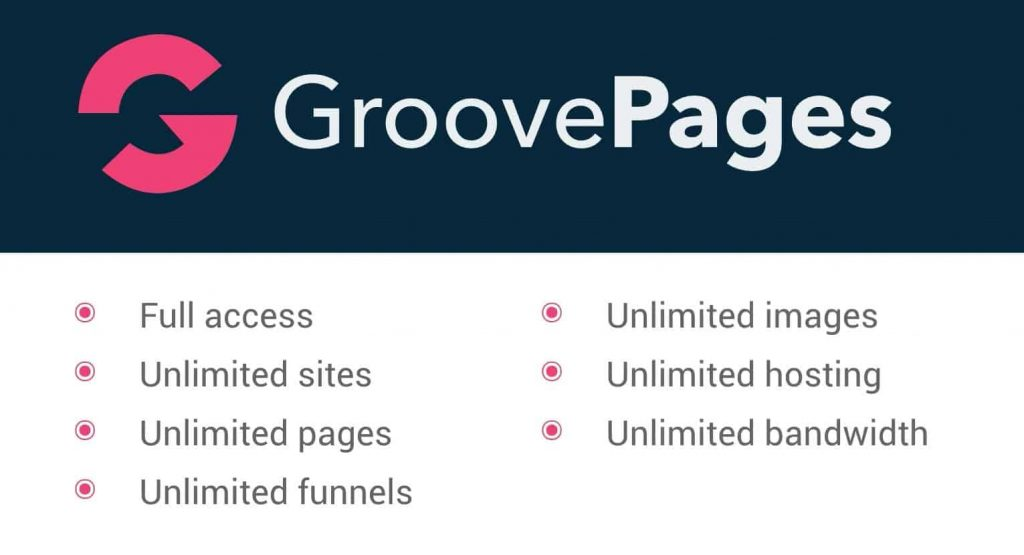 GroovePages Landing Page Builder