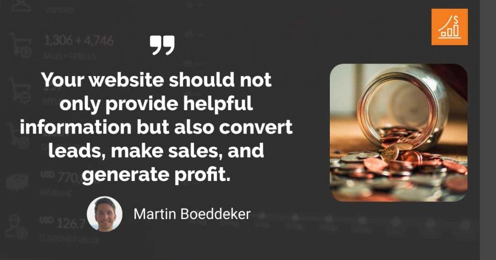 Martin Boeddeker quote