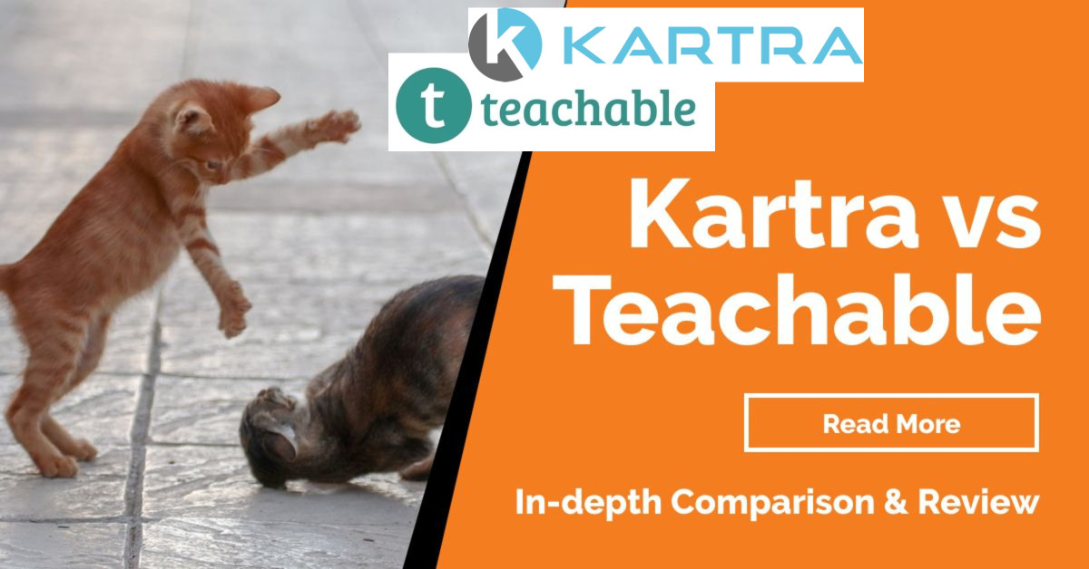 Kartra vs Teachable